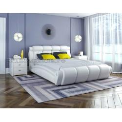 Кровать экокожа Прадо-1