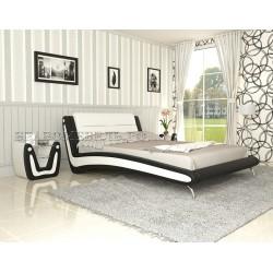 Кровать экокожа Белла-1