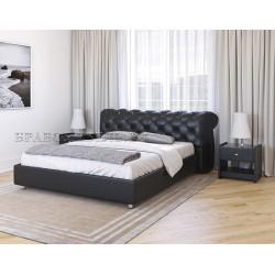 Кровать экокожа Эстель-1